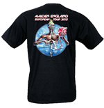 Camiseta Iron Maiden 203881