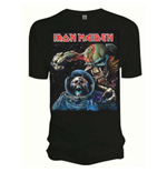 Camiseta Iron Maiden 203889