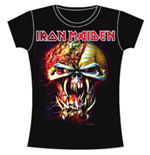 Camiseta Iron Maiden 203901