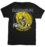 Camiseta Iron Maiden 203915