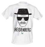 Camiseta Breaking Bad - Heisenberg