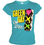 Camiseta Green Day 204903