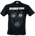 Camiseta Green Day - Green Mask