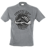 Camiseta Green Day - Converse Grey