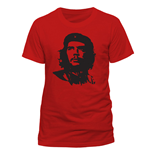 Camiseta Che Guevara - Red Face