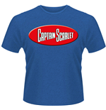Camiseta Captain Scarlet 205018