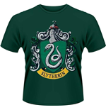 Camiseta Harry Potter - Slytherin