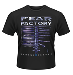 Camiseta Fear Factory 205321