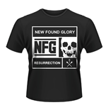 Camiseta New Found Glory 205490