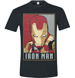 Camiseta Iron Man 205654