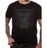 Camiseta Nine Inch Nails - Head