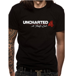 Camiseta Uncharted 205879