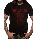 Camiseta The Clash 206063