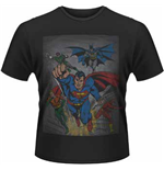 Camiseta DC Comics Superheroes 206104