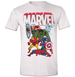 Camiseta Marvel Superheroes 206227