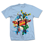 Camiseta Marvel Superheroes 206232
