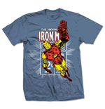Camiseta Iron Man 206241