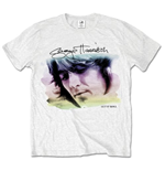 Camiseta George Harrisson - Water Colour Portrait