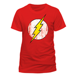 Camiseta Dc Comics - Flash - Logo