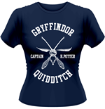Camiseta Harry Potter - Captain H. Potter de mulher
