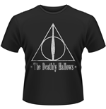 Camiseta Harry Potter - The Deathly Hallows