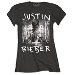 Camiseta Justin Bieber - Purpose Logo Black