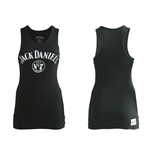 Camiseta de Suspensórios Jack Daniel's - Black Old No 7