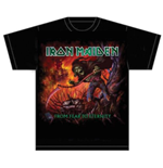 Camiseta Iron Maiden 206989