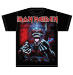 Camiseta Iron Maiden 207002