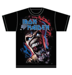 Camiseta Iron Maiden 207027