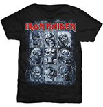 Camiseta Iron Maiden 207035