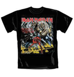 Camiseta Iron Maiden 207045