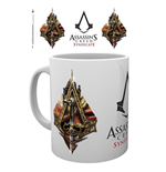 Caneca Assassins Creed 207060