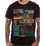 Camiseta Sleeping with Sirens 208117