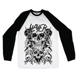 Camiseta manga longa Slayer 208143