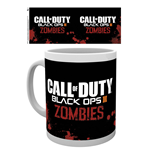 Caneca Call Of Duty - Black Ops 3 - Zombies