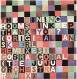 "Vinil Dining Rooms (The) - Ink Ep1 - Thank You? / Remix By Skwerl-ju Ju Orchestra (12"")"
