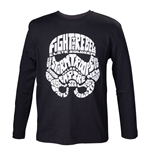 Camiseta manga longa Star Wars - Black Storm Trooper
