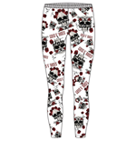 Legging Guns N' Roses 209402
