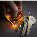 Chaveiro Superman - Light Up