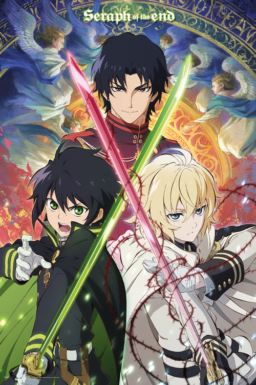 Poster Seraph of the End 209908