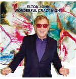 Vinil Elton John - Wonderful Crazy Night