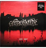 Vinil Aerosmith - Live At The Civic Centre  Hampton  Va November 1987