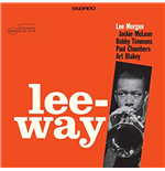 Vinil Lee Morgan - Lee-Way