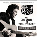 Vinil Johnny Cash - Longing For Old Virginia (2 Lp)