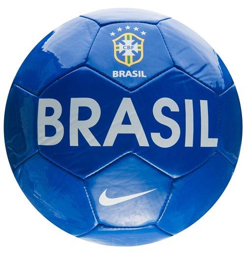 9a55372a2f Compra Bola de Futebol Brasil futebol 2016-2017 (Azul escuro)