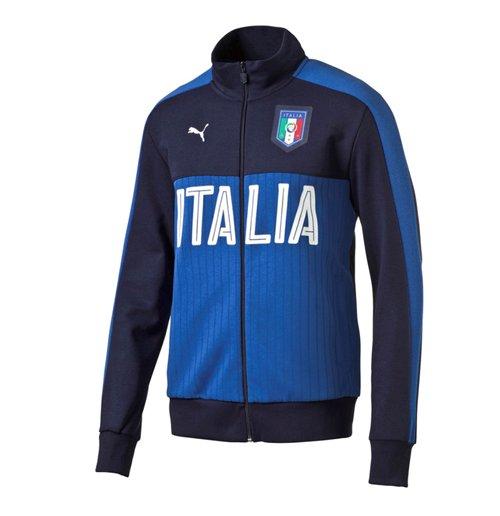 c0d5db945d874 Jaqueta Itália Futebol 2016-2017 Original  Compra Online em Oferta