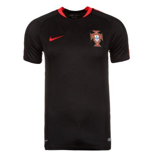 7dc7a93bd0 Compra Camiseta Portugal Futebol 2016-2017 (Preto) Original