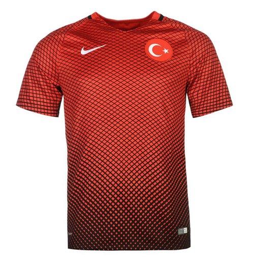 Compra 2016-2017 Camiseta de futebol Turquia Original d6197c4dfffc0
