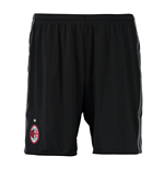Shorts AC Milan 2016-2017 Home (Preto)